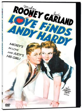 Love Finds Andy Hardy DVD at Amazon