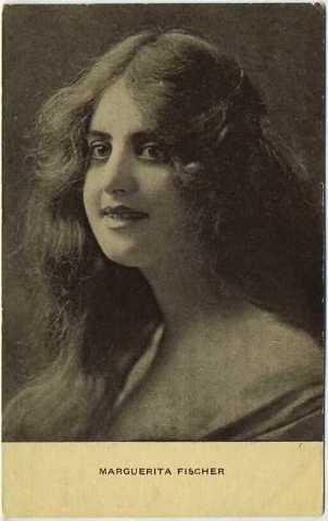 Marguerita Fischer Postcard