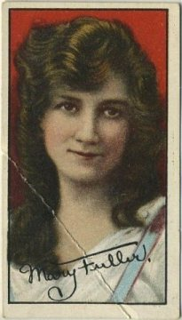 Mary Fuller 1916 C93 Imperial Tobacco Card