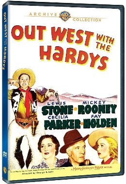 Buy the Out West with the Hardys DVD at Amazon