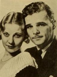 Una Merkel and Ronald Burla, Photoplay, 1932