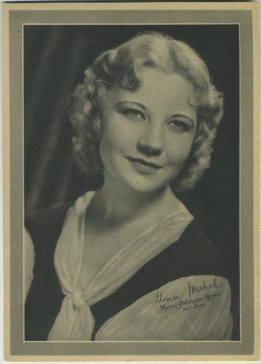 Una Merkel circa 1933 MGM Lux Soap 5x7 Premium Photo