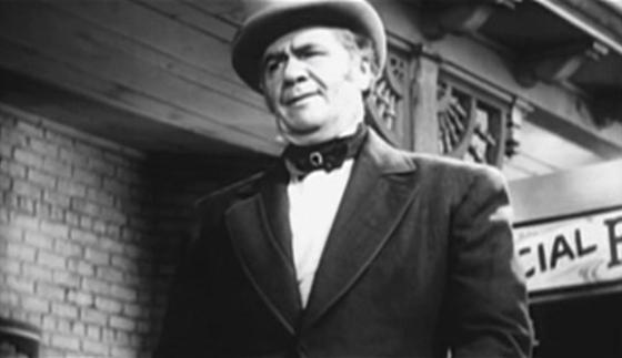 George Bancroft in Little Men