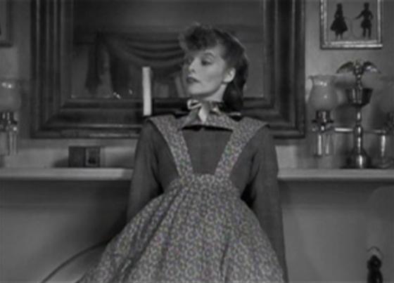 Katharine Hepburn in Little Women