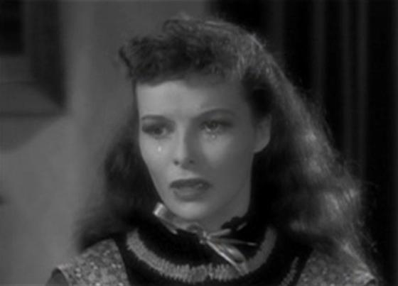 Katharine Hepburn in Little Women