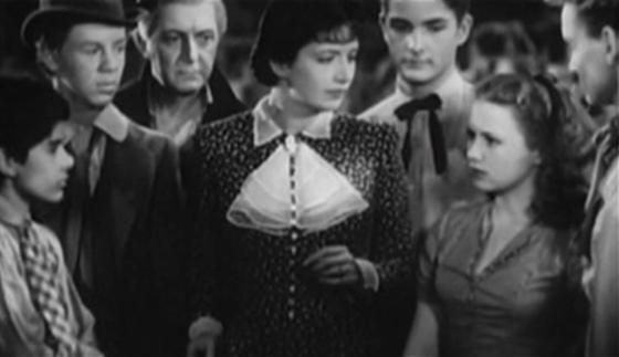 Jimmy Lydon, Kay Francis, Ann Gillis
