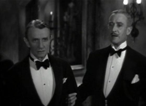 Ivan F Simpson and HB Warner