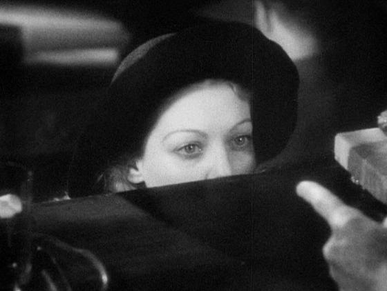 Loretta Young in Midnight Mary