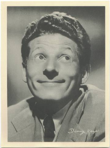 Danny Kaye 1946 Motion Picture Magazine Premium Photo