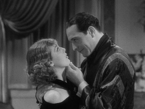 Loretta Young and Ricardo Cortez