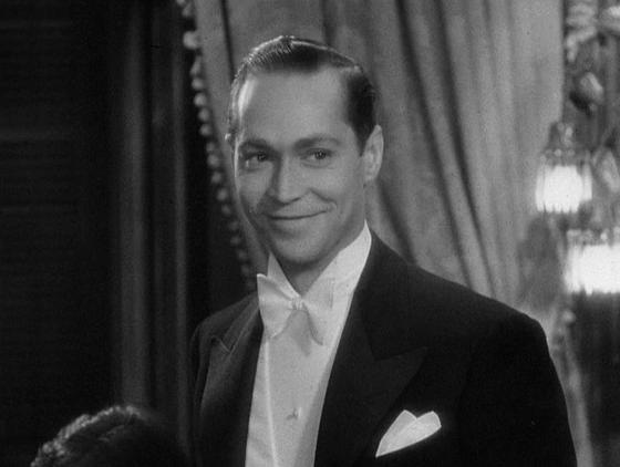 Franchot Tone in Midnight Mary