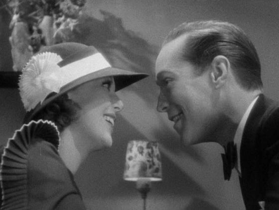 Loretta Young and Franchot Tone