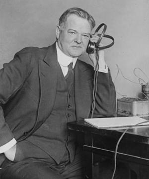 Herbert Hoover 1925