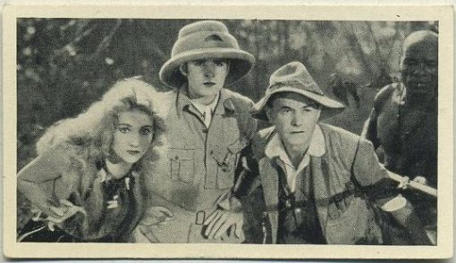 1940 Max Tobacco Card