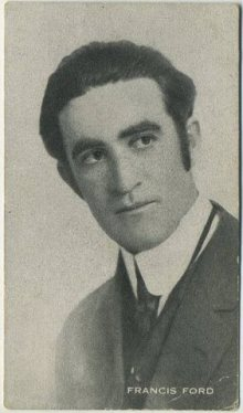 Francis Ford 1917 US Trading Card