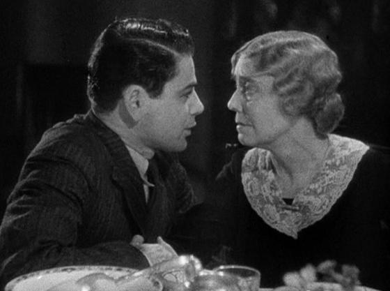 Paul Muni and Louise Carter