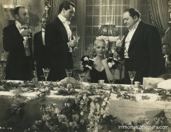 Cary Grant, Frances Farmer, Edward Arnold