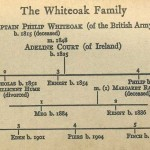 Whiteoak Family Tree
