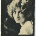 Marion Davies 1920s Fume Turquino Tobacco Card