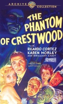 The Phantom of Crestwood on DVD