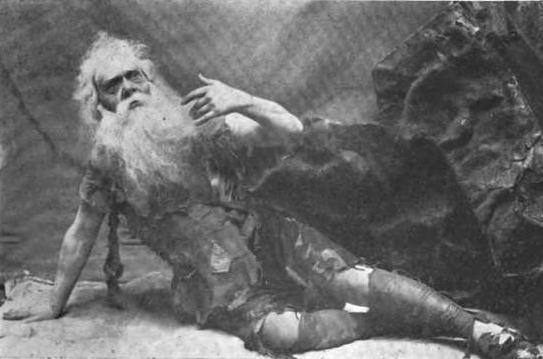 Robert McWade in Rip Van Winkle