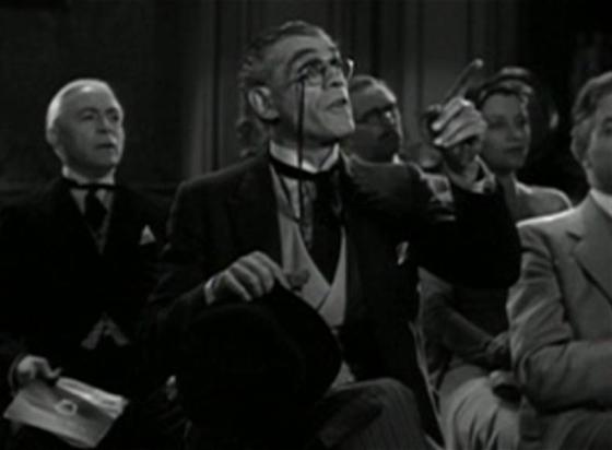 Boris Karloff in The Public Defender