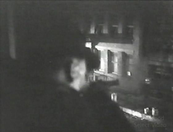 Scene from The Racket 1928
