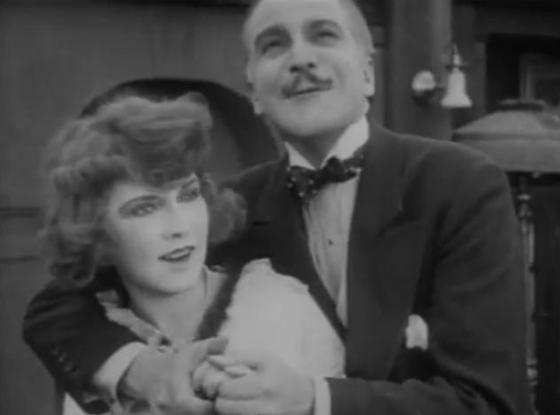 Fannie Ward and Jack Dean in The Cheat