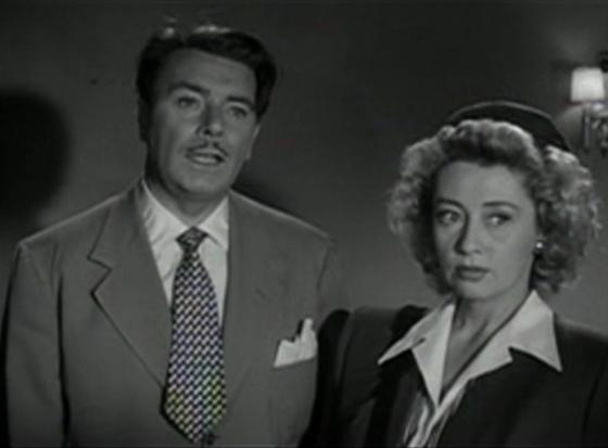 George Brent and Joan Blondell