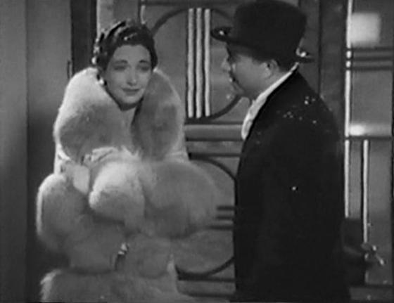 Kay Francis and Minor Watson