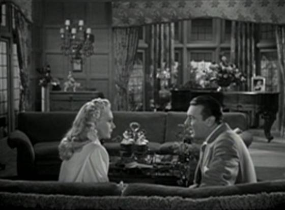 Adele Jergens and George Brent