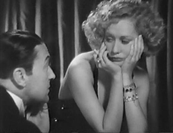 Clive Brook and Miriam Hopkins