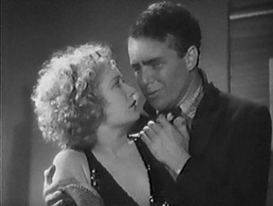 Miriam Hopkins and Regis Toomey