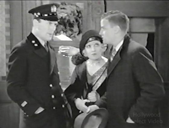 Thomas Meighan, Marie Prevost and John Darrow