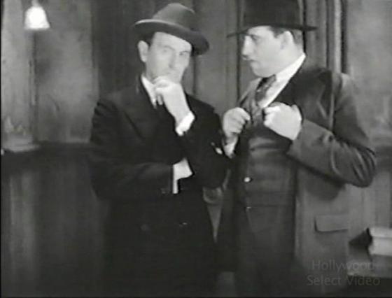 Sam De Grasse and Dan Wolheim