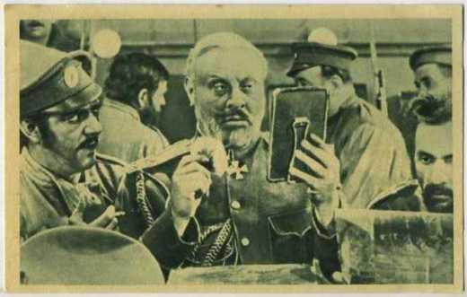 Emil Jannings 1930 Ecte Wagner Trading Card
