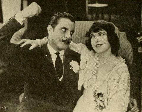 Jack Dean and Fannie Ward in The Marriage of Kitty