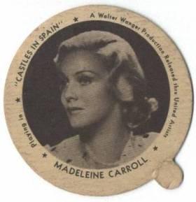 Madeleine Carroll Dixie Lid