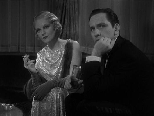 Adrianne Allen and Fredric March