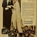 Douglas Fairbanks Jr and Joan Crawford Jewelry Ad