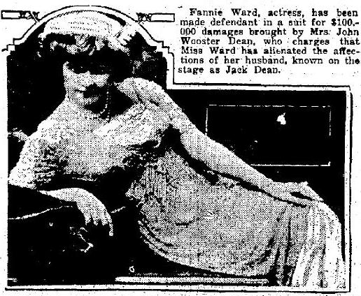Fannie Ward 1914