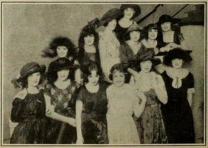 Wampus Baby Stars of 1922