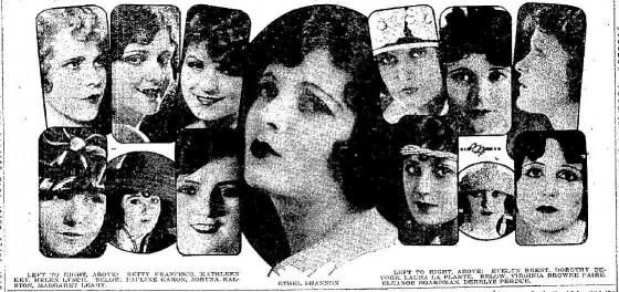 Wampas Baby Stars of 1923