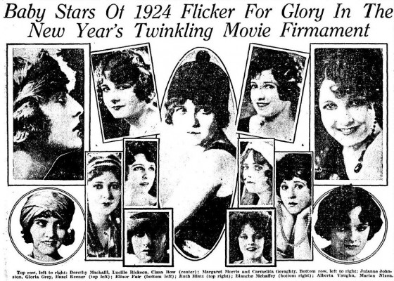Wampas Baby Stars of 1924