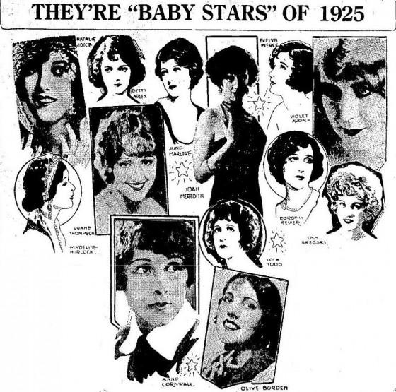 Wampas Baby Stars of 1925
