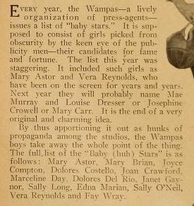 wampas-baby-stars-1926-criticism