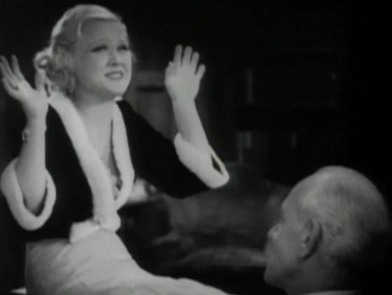 Lewis Stone with Mary Carlisle