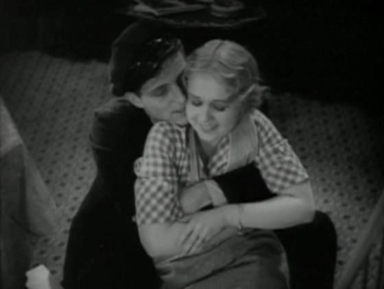 Phillips Holmes and Anita Page