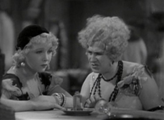 Helen Twelvetrees and Maude Eburne