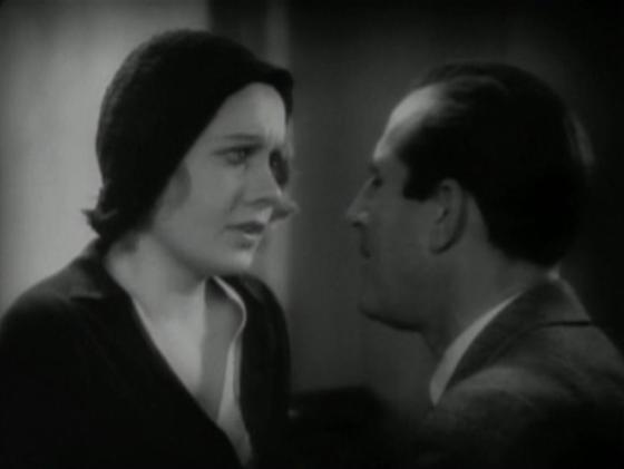 Anita Page and John Miljan